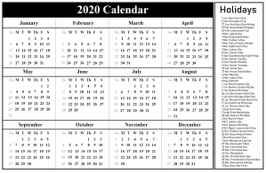 Download Public Holidays In Australia 2020