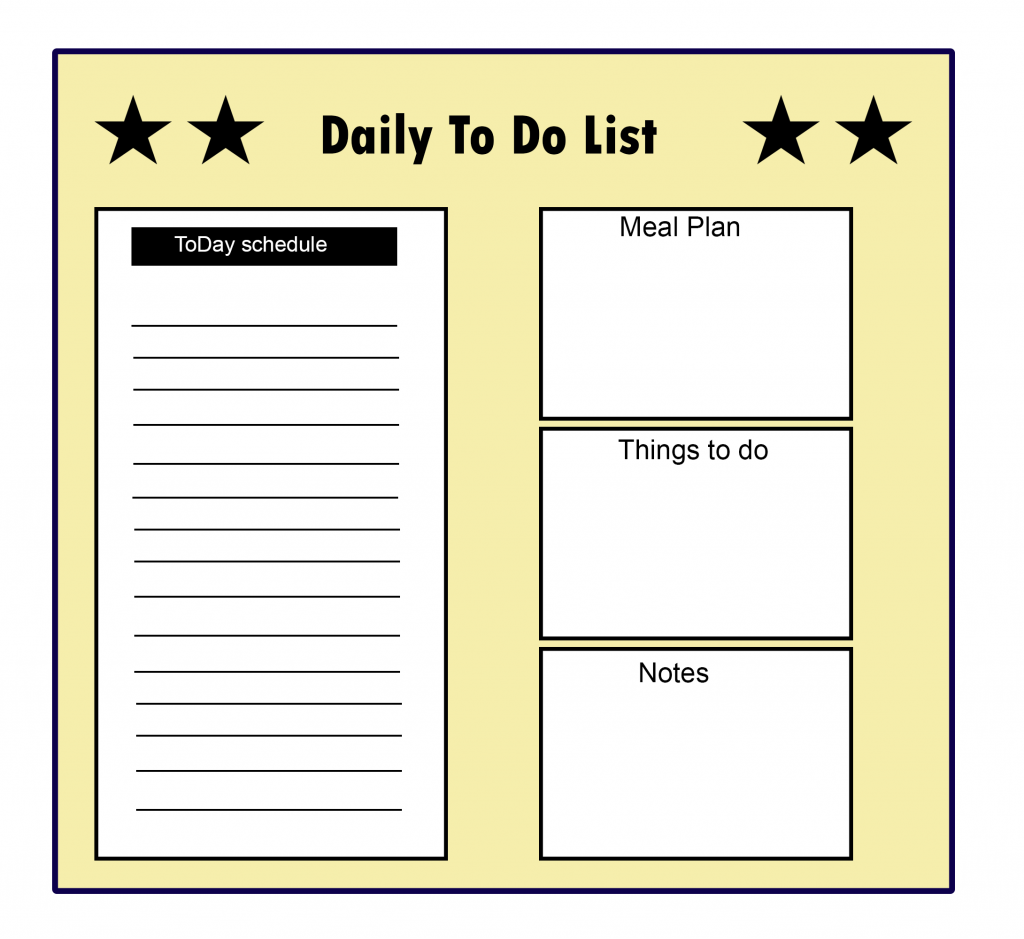 Best Daily Planner PDF Download